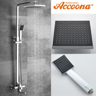 Ցնցուղի հավաքածու ծորակով Accoona A8394 (ԿՈԴ 8394)