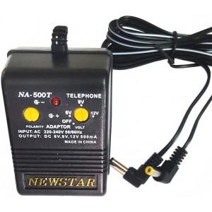 Ունիվերսալ սնուցման սարք անլար հեռախոսների համար NEWSTAR  NA-500T
