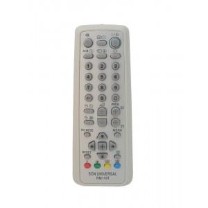 Ունիվերսալ հեռակառավարման վահանակ Sony RM-1191A