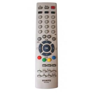 Ունիվերսալ հեռակառավարման վահանակ TOSHIBA LCD TV RM-D602