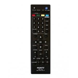 Ունիվերսալ հեռակառավարման վահանակ JVC LCD TV RM-710R