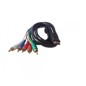 Մալուխ HDMI-5xRCA