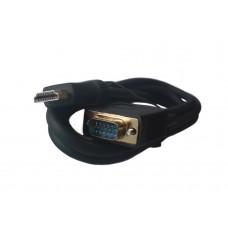 Մալուխ VGA - USB