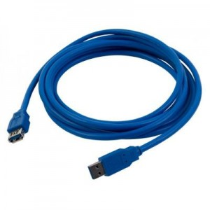 Մալուխ USB 2.0 AMAF 3 m