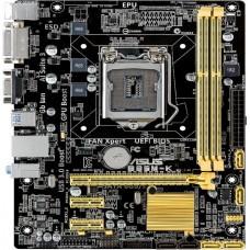 Մայր Սալիկ ASUS B85M-K (microATX, S-1150, B85, VGA/DVI, 2xPCI-Ex1, 2DDR3, USB3.0, GbLan)