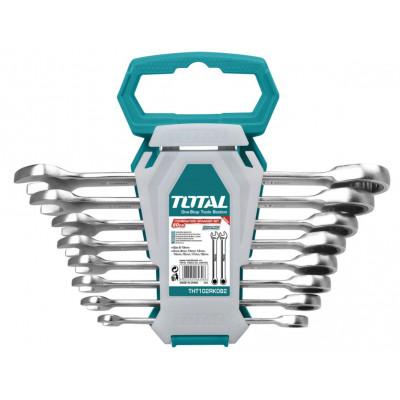 Բանալիների հավաքածու TOTAL THT102RK086-I 8կտոր (ԿՈԴ 69968)