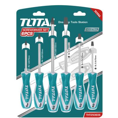 Պտուտակահանի կոմպլեկտ TOTAL THT250606  (ԿՈԴ 4250)