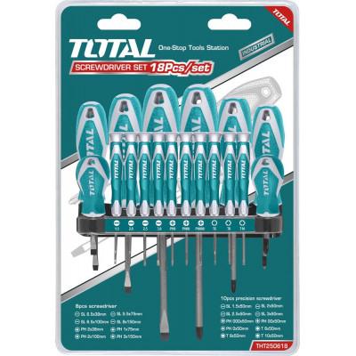 Պտուտակահանի կոմպլեկտ TOTAL THT250618 (ԿՈԴ 4253)