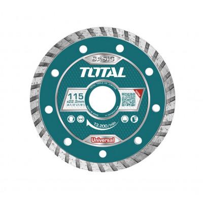 Ալմաստե սկավառակ 115 մմ TOTAL TAC2131153 (ԿՈԴ 4195)