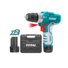 TOTAL TDLI1232 Պտուտակադարձիչ մարտկոցով 12V Մոդել 14406