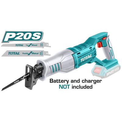 TOTAL TRSLI1151 Էլեկտրական սղոց մարտկոցով  (ԿՈԴ 11354)