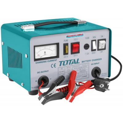 TOTAL TBC1601 Մեքենայի մարտկոցի լիցքավորիչ (Մոդել11470)