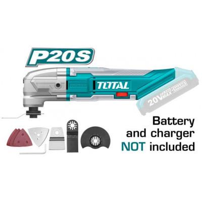 TOTAL TMLI2001 Ռենովատոր մարտկոցով 20V (ԿՈԴ 14508)