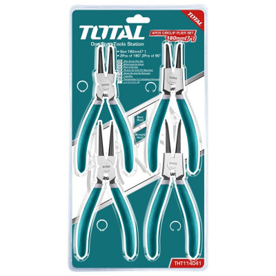 Գործիքի կոմպլեկտ TOTAL THT114041 (ԿՈԴ 11605)