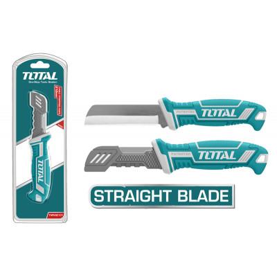 Լար մաքրող դանակ 200մմ TOTAL THT51881 (ԿՈԴ 16684)