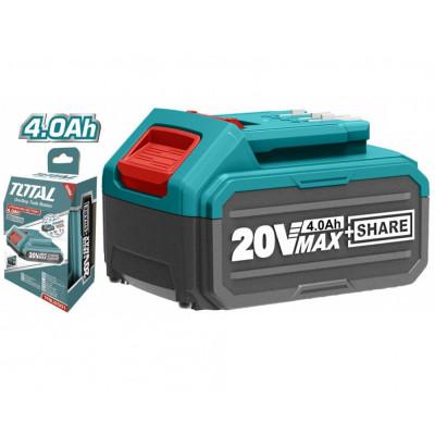 TOTAL TFBLI2002 20V Մարտկոց (ԿՈԴ 11792)