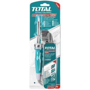 Էլեկտրական զոդիչ 100վտ TOTAL TET10006 (ԿՈԴ 10683)