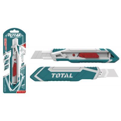 Պաստառի դանակ TOTAL THT511816 (ԿՈԴ 3523)