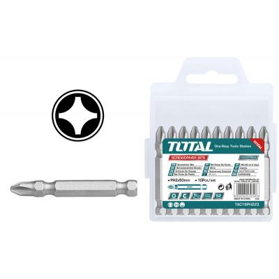 Պտուտակահանի գլուխ տուփով TOTAL TAC16PH223 (ԿՈԴ 4208)