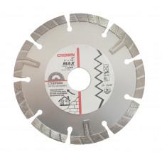 Ալմաստե կտրող սկավառակ Crown CTDDP0050 125X22.2mm
