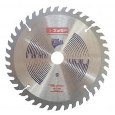 Փայտ կտրող սկավառակ ЗУБР 180x2,6x32 мм