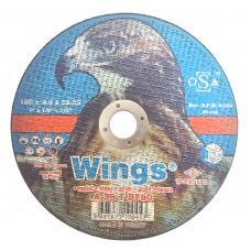 Մետաղ կտրող սկավառակ Wings 180x3.0x22.23
