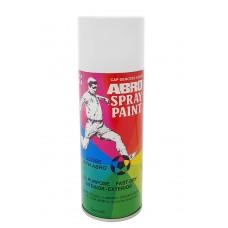 ՈՒնիվերսալ  ներկ սփրեյ ABRO սպիտակ փայլուն