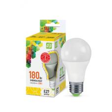 Լամպ LED-A60-STD 20W 230V E27 3000K 1800LM ASD