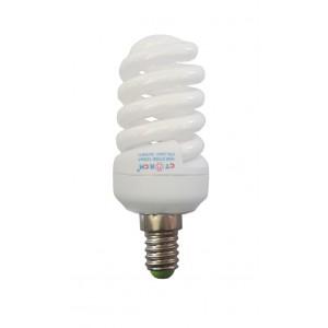 Էկոնոմ լամպ CTORCH 15W E14 2700k դեղին