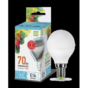 ASD STANDARD LED լամպ 7.5W  E14 4000K