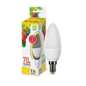 Լամպ LED-մոմիկ-STD 7.5W 230V E14 3000K 675LM ASD