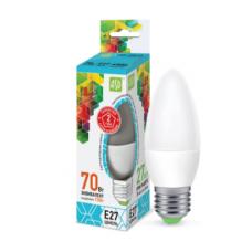 Լամպ LED-մոմիկ-STD 7.5W 230V E27 4000K 675LM ASD
