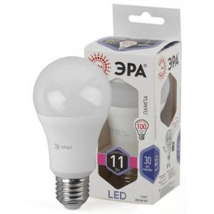 LED A60-11W-860-E27 ЭРА (սպիտակ) (ԿՈԴ S184)