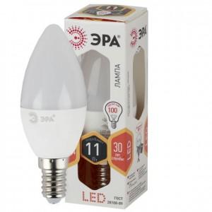 LED B35-11W-827-E14 ЭРА (դեղին) (ԿՈԴ S132)