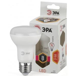 LED R63-8W-827-E27 ЭРА (դեղին) (ԿՈԴ S234)