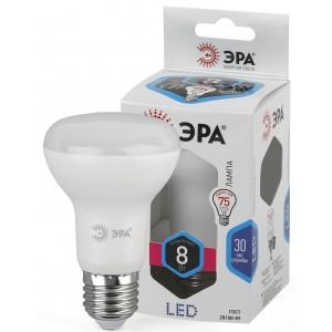 LED R63-8W-840-E27 ЭРА (չեզոք) (ԿՈԴ S235)