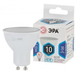 LED MR16-10W-840-GU10 ЭРА (չեզոք) (ԿՈԴ S255)