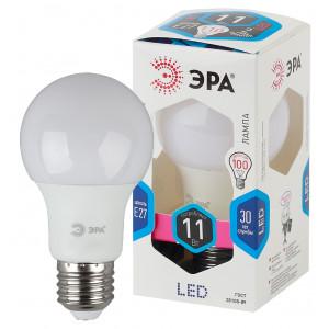 LED A60-11W-840-E27 ЭРА (չեզոք) (ԿՈԴ S183)