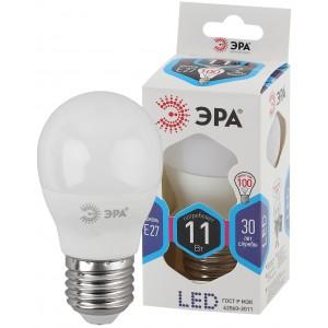 LED P45-11W-840-E27 ЭРА (չեզոք) (ԿՈԴ S175)