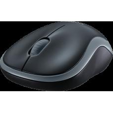 Անլար մկնիկ Logitech Wireless Mouse M185 USB Black Grey