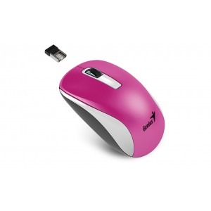 Անլար մկնիկ Genius NX-7010 Wireless Magenta