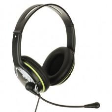 Ականջակալներ Genius HS - 400A Green Black