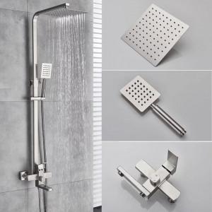 Ցնցուղի հավաքածու ծորակով Bathroom (ԿՈԴ 10637)