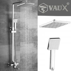 Ցնցուղի հավաքածու ծորակով VAUX 0-08 (ԿՈԴ 3143)