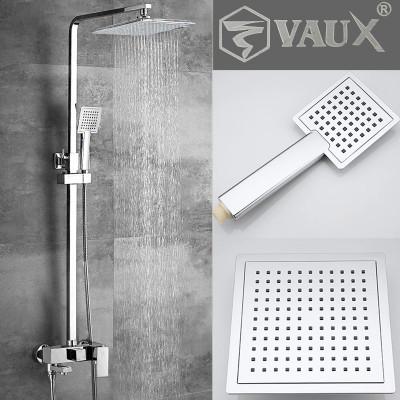 Ցնցուղի հավաքածու ծորակով VAUX 0-09 (ԿՈԴ 3144)