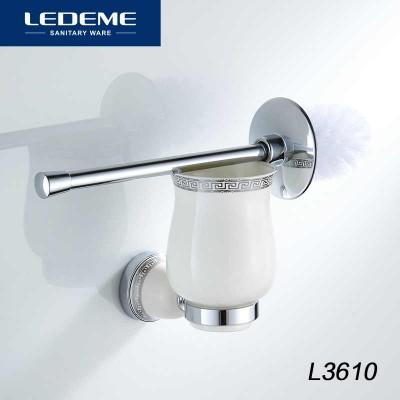 Զուգարանակոնքի խոզանակ LEDEME L3610 (ԿՈԴ 8143)