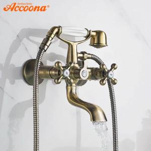 Լոգարանի ծորակ Accoona A6471C (ԿՈԴ 8196)