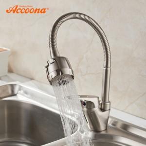 խոհանոցի ծորակ ճկվող Accoona A4850A (ԿՈԴ 4850)
