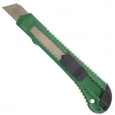 Գրենական դանակ 18 մմ կանաչ