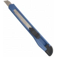 Գրենական դանակ 9 մմ կապույտ